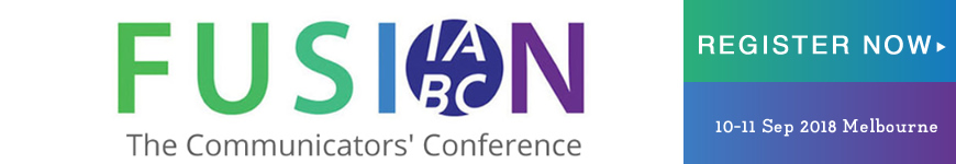 IABC JAPAN International Association of Business Communicators.