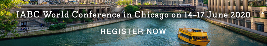 IABC World Conference in Chicago on 14–17 June 2020