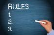 インターナルコミュニケーションのルール